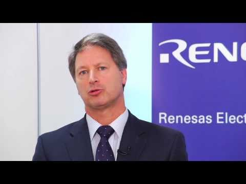 electronica 2010: Interview with Robert Green, CEO, Renesas Electronics Europe