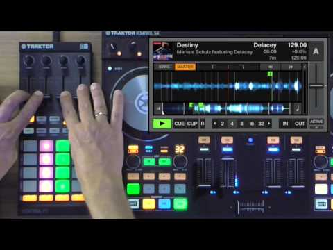 NI's Stems Files & Traktor Kontrol F1 Talkthrough