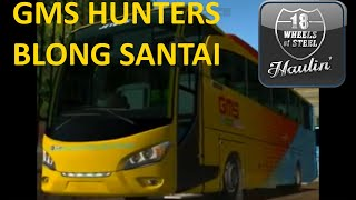 HAULIN - GMS Hunters blong2an in Haulin