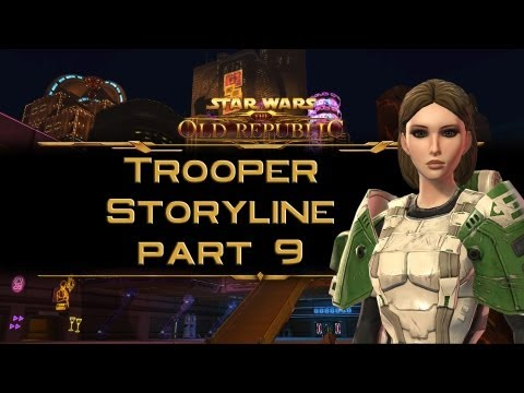 SWTOR Trooper Storyline part 9: Aric is being jealous on Nar Shaddaa