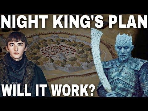 The Night King Has His Own Secret Plan? - Game of Thrones Season 8 Episode 3