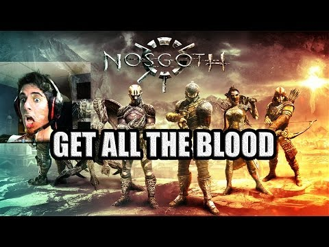 Nosgoth Gameplay Character Class Showcase