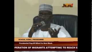 NTA International News At 7:00pm 18-10-2014