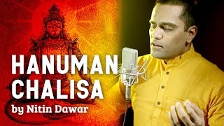 Hanuman Chalisa (meditative & lyrical) | Nitin Dawar | Peaceful