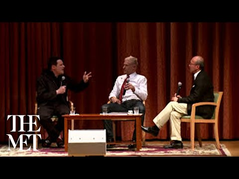 Isaac Mizrahi Discusses Unzipped with Harold Koda and Kohle Yohannan