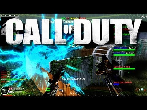 Call Of Duty Mods! Im Killing Aliens!!
