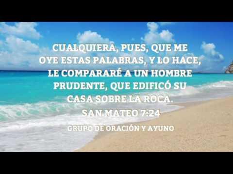 Oración el Señor Jesus edifica tu vida