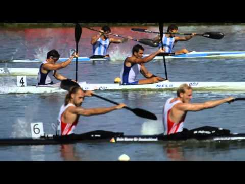 erbse2006 - Canoe Technique video - SloMo - Szeged 2011
