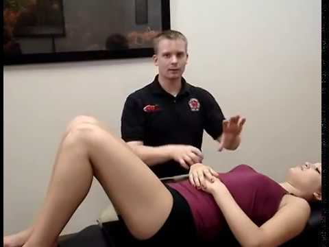 Standard Chiropractic Spinal Adjustment