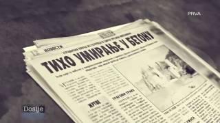 Dosije - Ubistvo u Sava centru ( Epizoda 9)(NOVA SEZONA 2017)