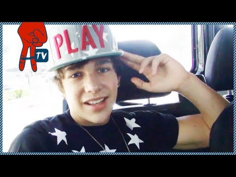 Austin Mahone and Cimorelli Hang Out - Mahomie Madness Ep 9