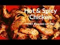 Hot and Spicy Chicken Sunday Love | How To Marinated It #ONE #BEST