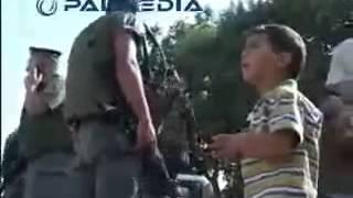شاهد يا مسلم ما يتعرض له اخوك في فلسطين