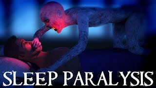 Sleep Paralysis Seeing Shadow Entities Demons And Scary Things