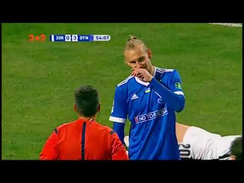 Zorya Luhansk vs Dynamo Kyiv 4-4 All Goals and Highlights Ukraine Premier League October 1 ,2017