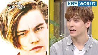 VERNON looks like Leonardo Dicaprio??? [Happy Together/2018.04.12]