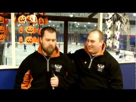 PhanTV Extra Ep 8 - Post-game comments 31-10-12 vs Manchester Phoenix