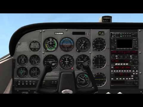 IFR flight from route planning to hand flying the entire way in the Cessna 172 using PilotEdge for ATC. The flight breakdown can be found here: http://peaware.pilotedge.net/flight.cfm?id=124169...