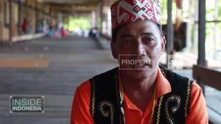Inside Indonesia - Pesta Rakyat Dayak Taman