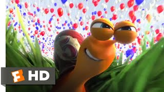 Turbo (2013) - Turbo vs. Evil Mower Scene (1/10) | Movieclips