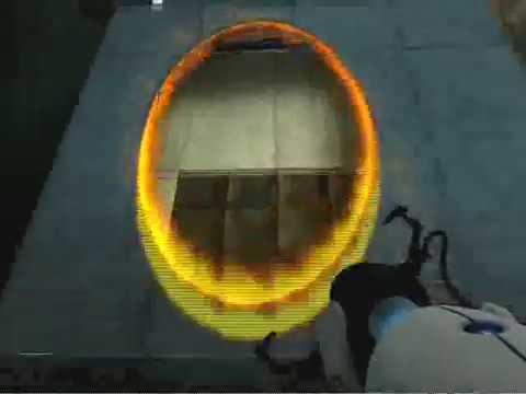 Portal - Snakepit speed run