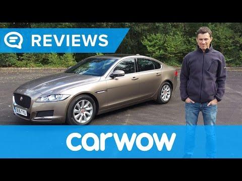 Jaguar XF 2018 saloon in-depth review | Mat Watson Reviews