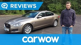Jaguar XF 2017 Saloon review | Mat Watson Reviews