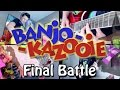 Final Battle Banjo Kazooie Rock Metal Guitar Cover mp3