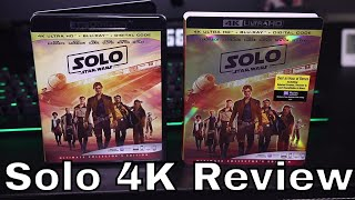 Solo 4K Blu-Ray Review