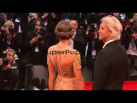 Kasia Smutniak at The Master Premiere: 69th Venice Film F…