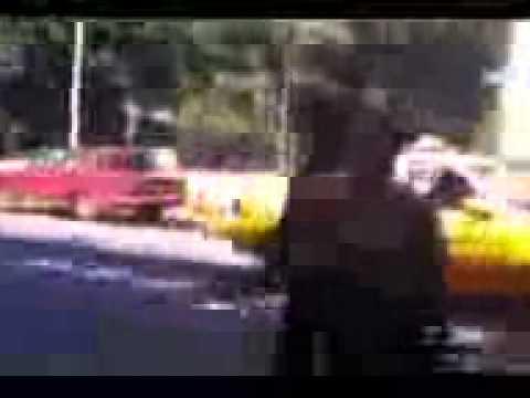 +ƒ#Cuba Video de manifestantes en calle 23