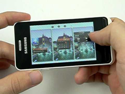 Samsung Wave 723 - Bada OS