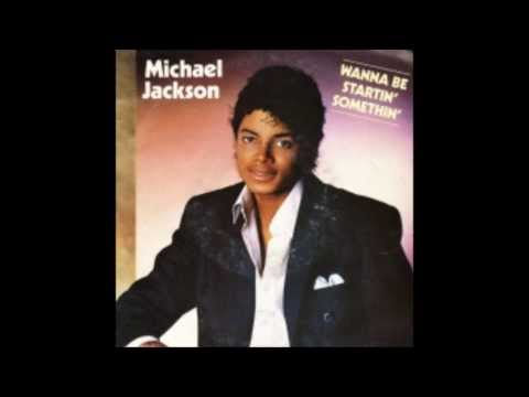 Michael Jackson-Wanna Be Startin' Somethin' (Thriller)