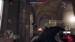 Battlefield 1 - What a kill lol .... باتلفيلد ١ - المسكين هههههه