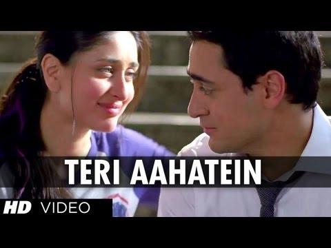 Teri Aahatein Nahi Hai Song Ek Main Aur Ekk Tu | Imran Khan...
