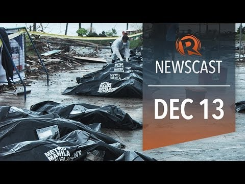 Rappler Newscast: Yolanda death toll, China-PH, North Korea