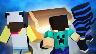 Minecraft - Submersos #7 O TESOURO!