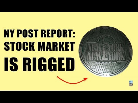 Stock Market RIGGING Exposed as Central Banks and Corporations Found Guilty!