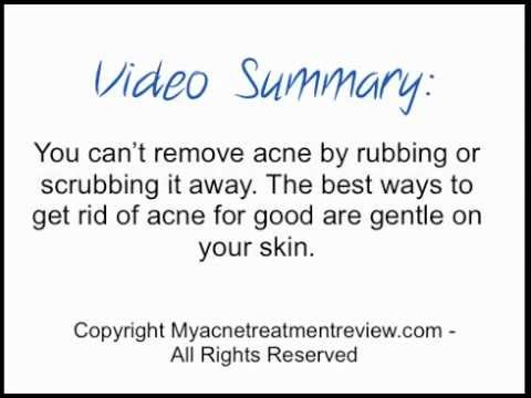 Is There Such A Thing As An Acne Remover?
