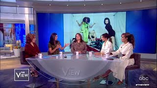 Victoria Beckham on Fashion, New Makeup Line, Spice Girls | The View
