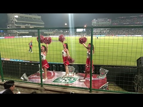 IPL  Match   #22     DD   VS   KINGS XI PUNJAB
