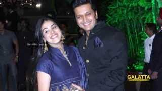 Its a baby boy for Genelia