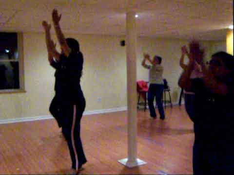 Ghoomar Ladies Dance Practice Nov. 5 video