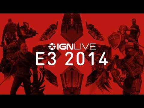 E3 2014 Live Stream - Day 1 (Microsoft, EA, Ubisoft, Sony Press Conferences)