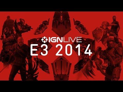 E3 2014 Live Stream - Day 1 (Microsoft, EA, Ubisoft, Sony Press Conferences)