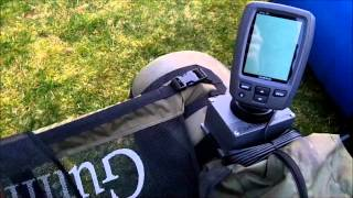 Perfect Fish Finder for Pontoon or Float Tube