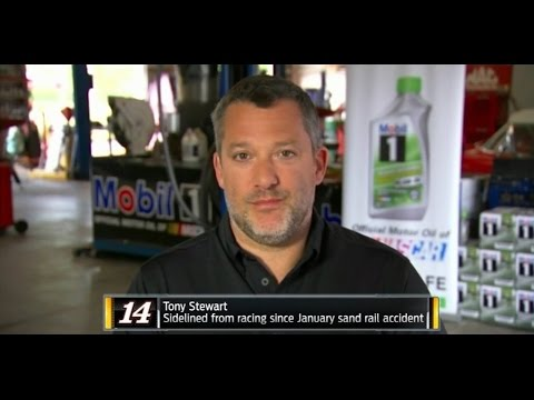 Tony Stewart Interview On Race Hub