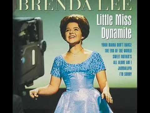 Brenda Lee - Nobody Wins