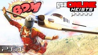 GTA 5 Online (Heists) - Дерзкое воровство! #99