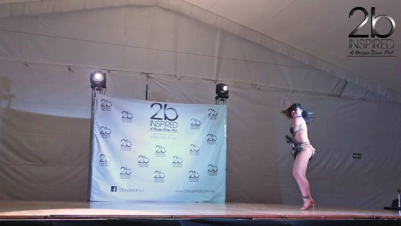 Myrna Gonzalez | Salsa Soloista Amateur | 2b Inspired 2016